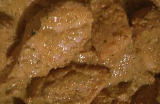 Сациви из индейки (пошаговый фото рецепт)