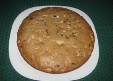 Сладкий пирог в духовке (пошаговый фото рецепт)