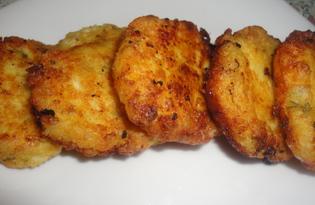Сырники соленые (пошаговый фото рецепт)