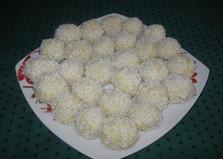 Конфеты Рафаэлло домашние (пошаговый фото рецепт)