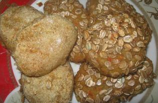 Овощные котлеты с мясом (пошаговый фото рецепт)
