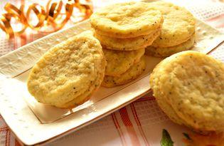 Печенье с маком (пошаговый фото рецепт)