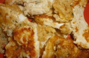 Куриные отбивные в кляре (пошаговый фото рецепт)