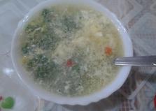 Весенний суп с крапивой (пошаговый фото рецепт)
