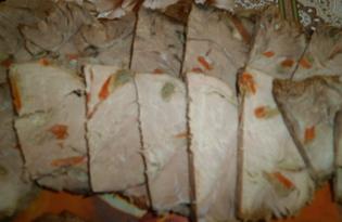 Буженина с горчицей (пошаговый фото рецепт)