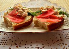 Бутерброды с курицей и маринованным имбирем (пошаговый фото рецепт)