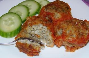 Тефтели из чечевицы и риса (пошаговый фото рецепт)