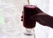 Яблочное желе с ягодами (пошаговый фото рецепт)