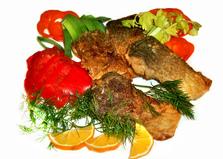 Жареная белорыбица (пошаговый фото рецепт)