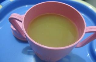 Яблочный кисель в мультиварке (пошаговый фото рецепт)