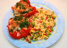 Фаршированный перец (рецепт с пошаговыми фото)