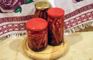 Маринованная редька (пошаговый фото рецепт)
