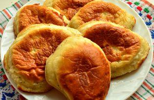 Оладушки с маком (пошаговый фото рецепт)