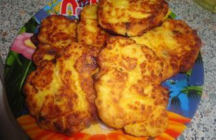 Сырники на яичных желтках (пошаговый фото рецепт)