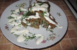 Драники картофельные с грибами (пошаговый фото рецепт)