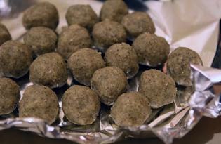 Ореховые конфеты (пошаговый фото рецепт)