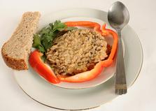 Каша пшенная с черным рисом (пошаговый фото рецепт)