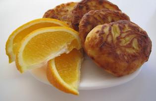 Сырники с апельсином (пошаговый фото рецепт)