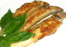 Корюшка жареная (пошаговый фото рецепт)