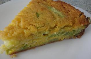 Капустный пирог с яйцом (пошаговый фото рецепт)
