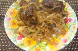 Ребрышки в медово - соевом маринаде (пошаговый фото рецепт)