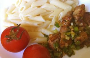 Подчеревок с чесноком (пошаговый фото рецепт)