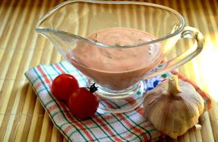 Домашний соус для мясных и рыбных блюд (пошаговый фото рецепт)