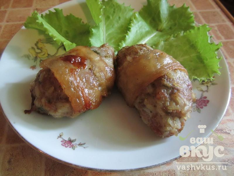 Котлеты куриные с салом рецепт