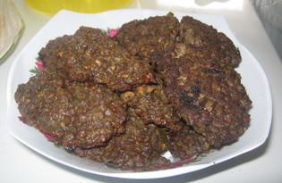 Гречаники с печенью (пошаговый фото рецепт)