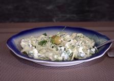 Соус тартар с оливками (пошаговый фото рецепт)