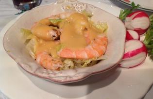 Соус к креветкам с горчицей (пошаговый фото рецепт)