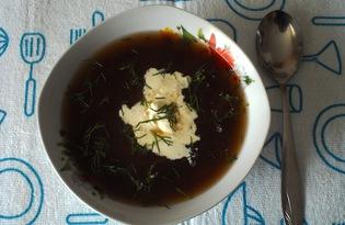 Грибовница из сушеных грибов (пошаговый фото рецепт)