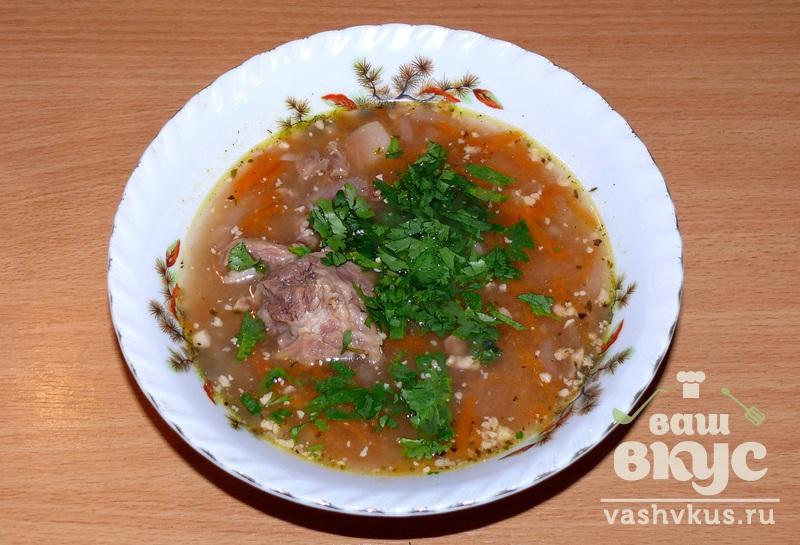 Харчо с бараниной пошаговый рецепт