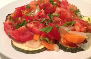 Кабачки с морковью (пошаговый фото рецепт)