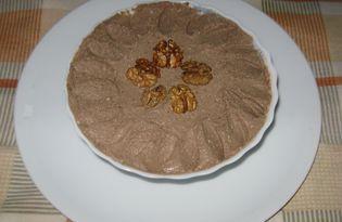 Паштет из говяжьей печени с грецким орехом (пошаговый фото рецепт)