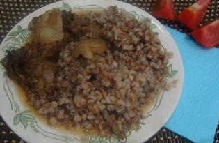 Маринованная свинина в духовке (пошаговый фото рецепт)