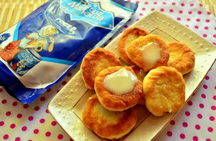 Сырники со сгущенкой (пошаговый фото рецепт)