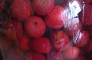 Компот из вишни на зиму (пошаговый фото рецепт)