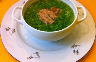 Суп с пшеничной крупой (пошаговый фото рецепт)