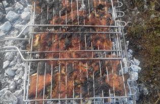 Стейки свиные на гриле (пошаговый фото рецепт)