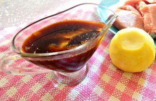 Маринад из лимона для свинины (пошаговый фото рецепт)