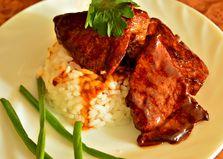 Свинина в соевом маринаде (пошаговый фото рецепт)