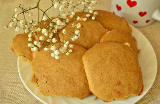 Печенье «Кофейное» (пошаговый фото рецепт)
