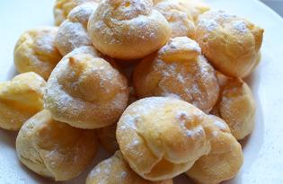 Пирожное «Шу» (пошаговый фото рецепт)