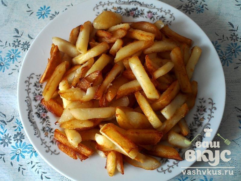 Как сделать жареную картошку вкуснее