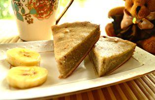 Банановый тортик (пошаговый фото рецепт)