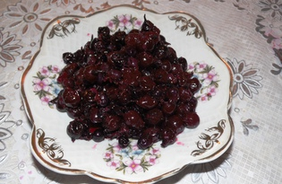 Варенье из черной смородины (пошаговый фото рецепт)