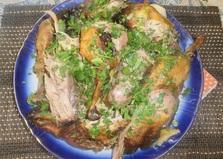 Утка в соевом маринаде (пошаговый фото рецепт)