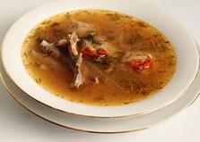 Суп с гречневыми клецками (пошаговый фото рецепт)