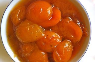 Варенье из абрикосов (пошаговый фото рецепт)